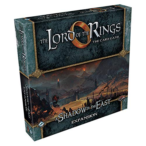 Fantasy Flight Games Lord of The Rings LCG: a Shadow in The East