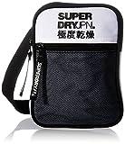Superdry Sport Pouch, PANTALÓN para Hombre, White, One Size