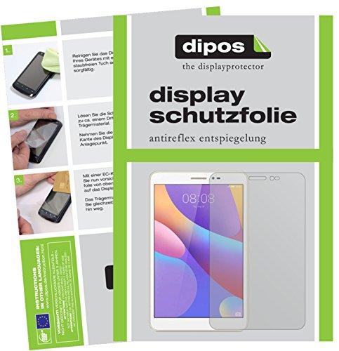 dipos I 2X Pellicola Protettiva antiriflesso Compatibile con Huawei MediaPad T3 10 Pellicola di Protezione