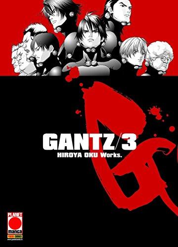Gantz 3 Nuova Edizione Ristampa