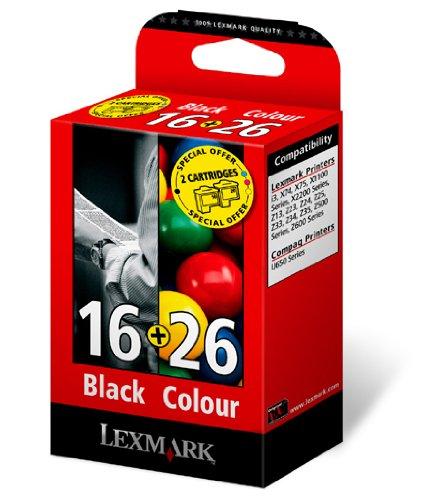 Lexmark 80D2126 - Cartucho tinta, multicolor