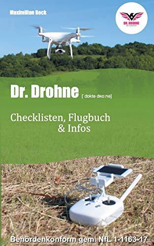 Dr. Drohne - Checklisten, Flugbuch & Infos