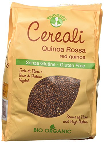 Probios Quinoa Rossa senza Glutine - 400 gr