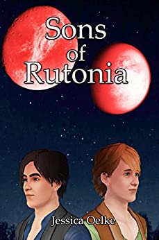 Sons of Rutonia (Blood Moons Book 1) by [Jessica Oelke]