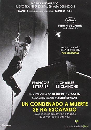Un condenado a muerte se ha escapado [DVD]