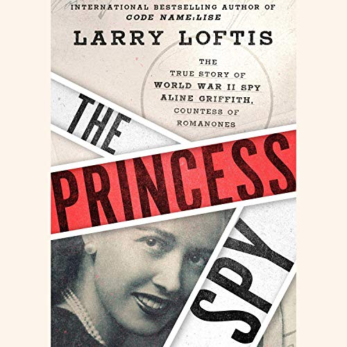 The Princess Spy cover art