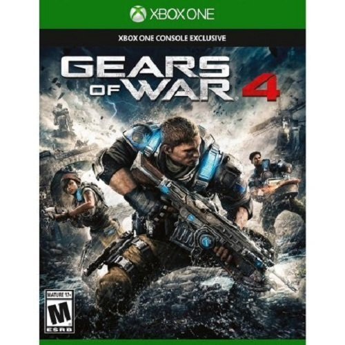 gears of war 4 pase de temporada fabricante Microsoft