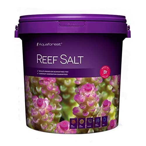 Aquaforest, Reef Salt 22kg