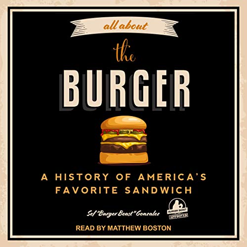 All About the Burger cover art