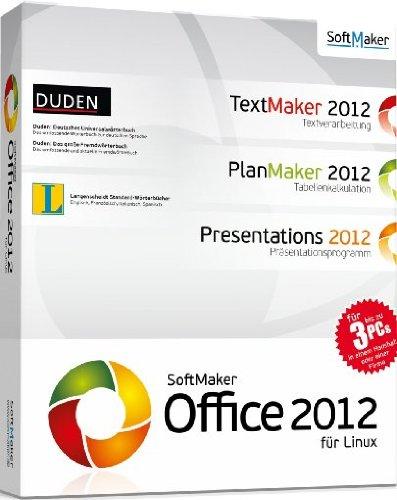 Softmaker Office 2012 für Linux