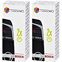 Tassimo Bosch - Pastillas descalcificadoras para máquina de café / espresso