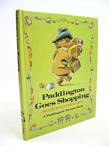 Paddington Goes Shoppingの詳細を見る