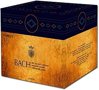 Bach:The Sacred Cantatas [Bach Collegium Japan; Hana Blazkov?; Yukari Nonoshita; Carolyn Sampson; Robin Blaze, Masaaki Suz...