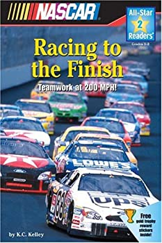 NASCAR Racing to the Finish  All-Star Readers Level 2