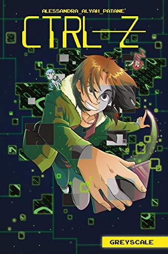 CTRL-Z 1: Greyscale