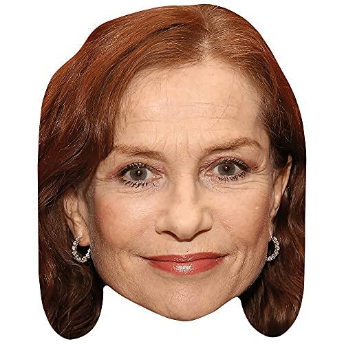 Isabelle Huppert (Smile) Masques de celebrites