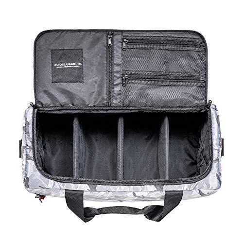 Bolsa para zapatillas – Bolsa para zapatillas, bolsa de fútbol, bolsa de baloncesto, bolsa de viaje, bolsa de deporte con separadores, bolsa de viaje, para hombre y mujer