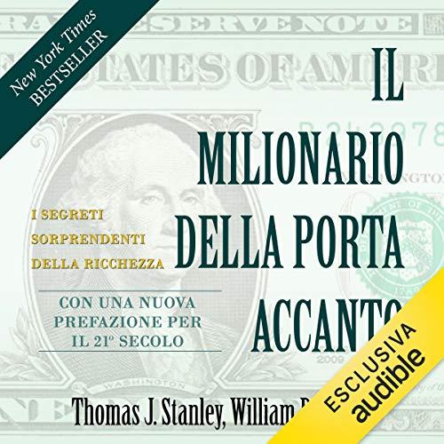 Il milionario della porta accanto copertina