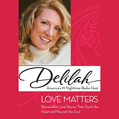 Love Matters audiobook cover art