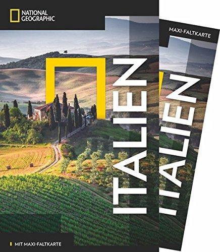 NATIONAL GEOGRAPHIC Reiseführer Italien: Das ultimative Reisehandbuch mit über 500 Adressen und praktischer Faltkarte...