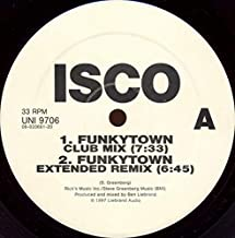Funkytown (3 versions, 1997, plus 'Funky people [5:50min.]') / Vinyl Maxi Single [Vinyl 12'']