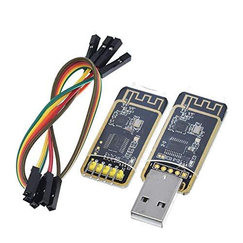 NRF24L01 Wireless Wifi Transceiver + 2.4GHz antenne module USB naar TTL converter UART module CH340G CH340 3.3V 5V schakelaar