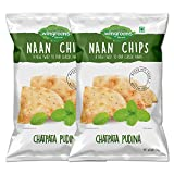 Quantity: Pack of 2 Farms Naan Chips add taste to your tongue Comes as 150 G