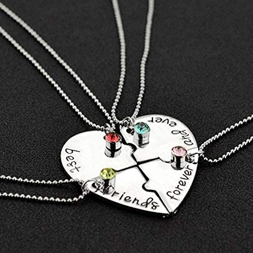4 piece bff necklace _image4