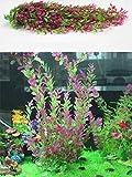 NGwenyicanI - Plantas artificiales para acuario, grandes plantas de...