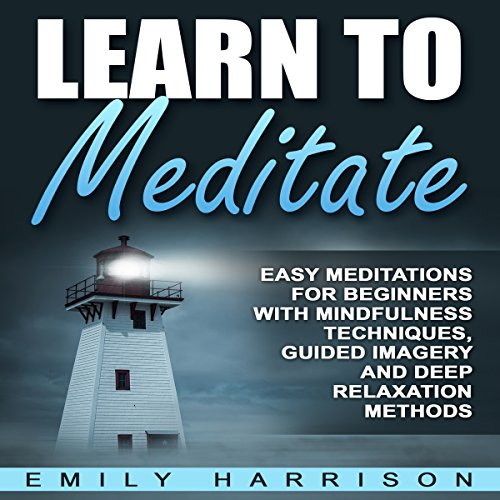 Learn to Meditate cover art