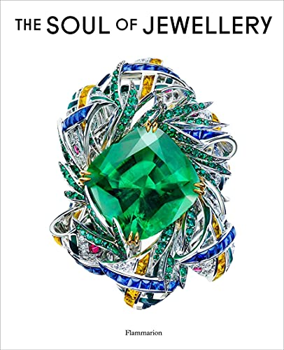 Compare Textbook Prices for The Soul of Jewellery  ISBN 9782080242471 by Martinez, Carole