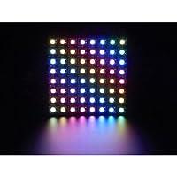 Adafruit Flexible 8x8 NeoPixel RGB LED Matrix 【2612】