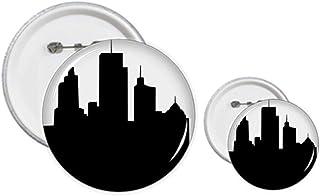 Australie Skyscrapers et Opera de Sydney Kit de création de badges et boutons