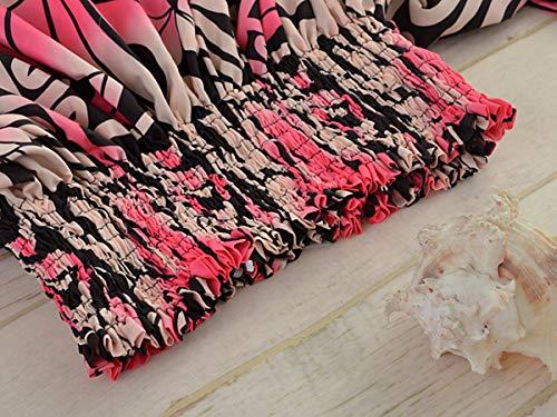 ミウ・ミント・インターナショナル『フラダンスのパウスカート裾フリル』