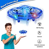 Pussan Gifts for 3-10 Year Old Boys Mini Drones for Kids Flying Ball
