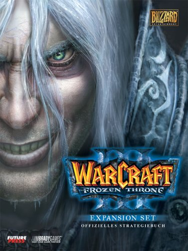 WarCraft 3: Frozen Throne Lösungsbuch