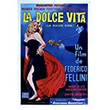 ZOEOPR Poster Das süße Leben La Dolce Vita Federico
