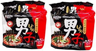 Namja Ramyun - 2012 NEW Korean Hit Ramen 4.06 oz X 10 packs
