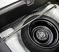 トランクバー 三菱 ekスポーツ H81W「ボディ剛性 ゆがみ緩和 よじれ緩和 サスペンション性能アップ」