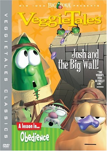 Veggie Tales: Josh and the Max Selling rankings 64% OFF Big Wall