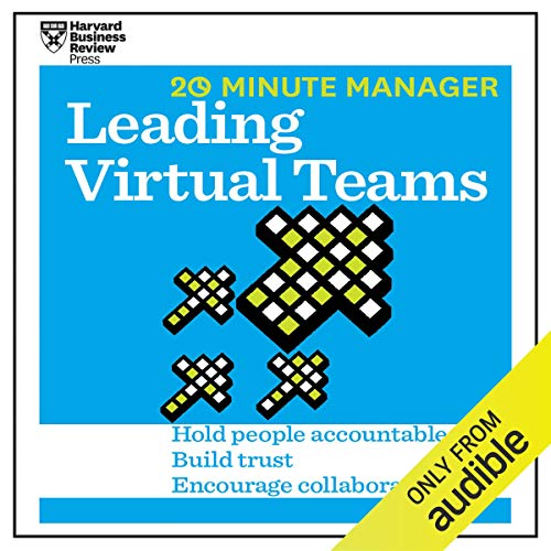 20 Minute Manager: Leading Virtual Teams audiobook cover art