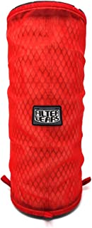 FILTERWEARS Pre-Filter F134R For Polaris RZR XP 1000 Stock Air Filters 1240822 1240957 1241084 7082097, K&N PL-1014; RED