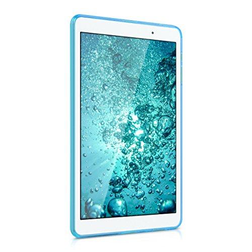 kwmobile Huawei MediaPad T2 10.0 Pro Hülle - Silikon Tablet Cover Case Schutzhülle für Huawei MediaPad T2 10.0 Pro - Blau - 2