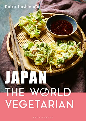 Japan: The World Vegetarian (English Edition)