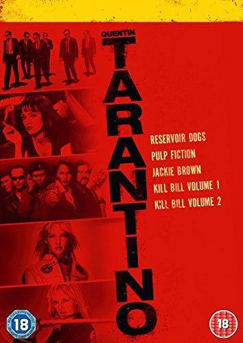 Quentin Tarantino Collection [Edizione: Regno Unito]