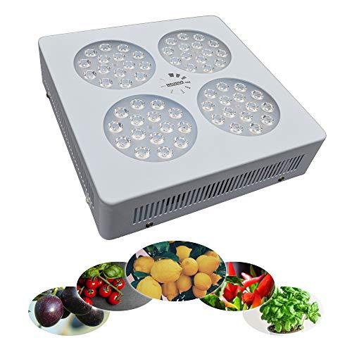 LED-Pflanzenlampe 180VR für Zitronenbaum, Chili, Tomaten, Paprika, Kräuter, Heilpflanzen