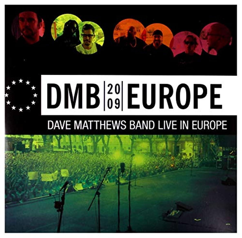 Dave Matthews Band: Europe 2009 [5xWinyl]