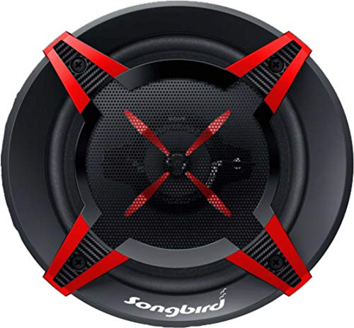 Songbird 6 Inch 280W Max 3 Way SB-B16-42 N Coaxial Car Speaker