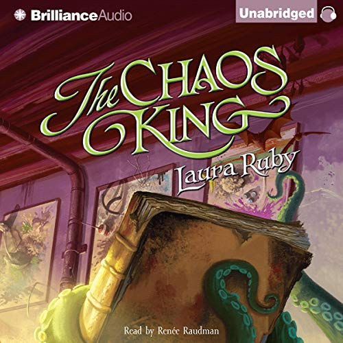 The Chaos King audiobook cover art