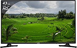 Onida 109.22 cm (43 Inches) Full HD LED TV